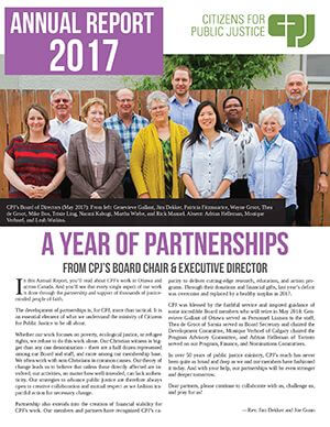 CPJ Annual Report 2017