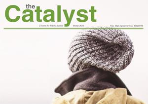 the Catalyst, Winter 2016