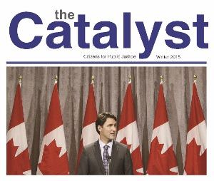 the Catalyst, Winter 2015
